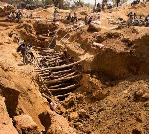 Burkina faso and Mining