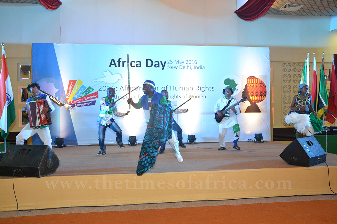 africa day celebration may 25th new delhi india