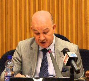 BEST-Ambassador Smail Chergui the African Union Commissioner for Peace and Security gets praised