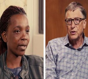 BEST-Bill Gates shares a story of a South African Tuberculosis patient
