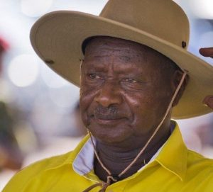 BEST-President Yoweri Museveni of Uganda teaches farmers wealth creation