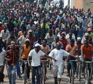 Bujumbura Burundi capital to introduce parking fees