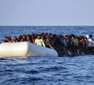 Popular-Gambian-wrestler,-Ali-Mbengu,-drowns-while-crossing-Mediterranean-to-Italy