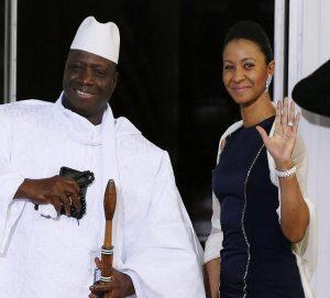 zineb souma jammeh