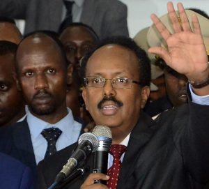 Abdullahi Mohamed Farmajo