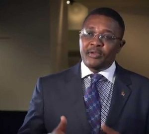 Tourism and Hospitality Industry Minister of the Republic of Zimbabwe, Dr Walter Mzembi