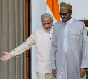 India and Nigeria