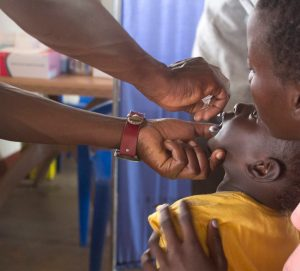 Fight against Polio in Africa