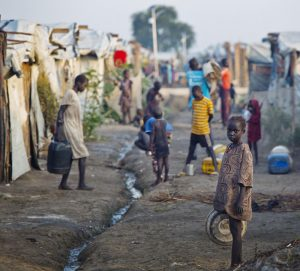 food security problems in south sudan