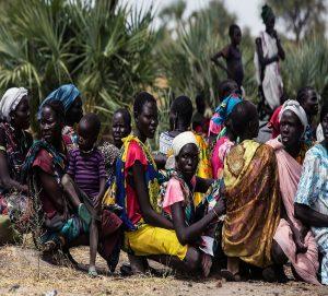 Antonio Guterres on South Sudan