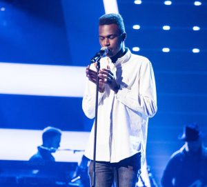 Mo Adeniran won the The Voice UK