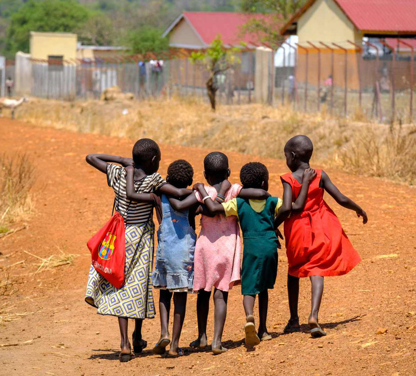 Protecting Children From Instability >> Escalate Protection Of The Most Vulnerable Refugees Unicef The