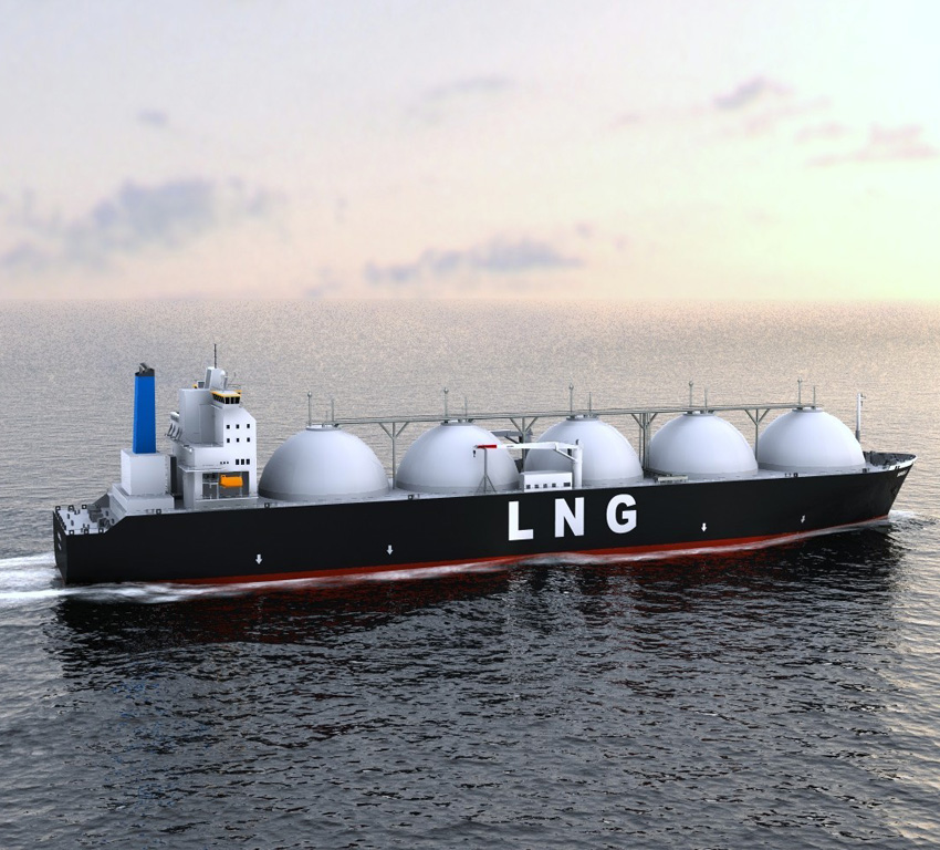 China LNG imports hit record in Jan ahead of cold snap