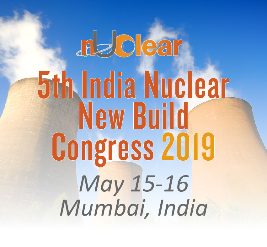 5th India Nuclear New BuildCongress 2019-850x786