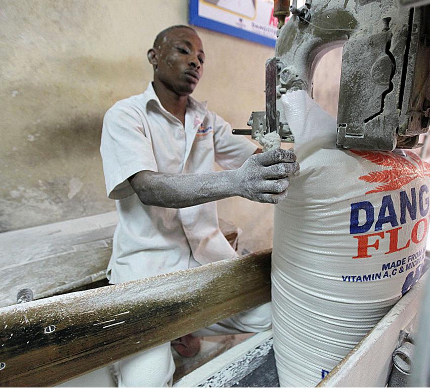 Dangote Flour Mills