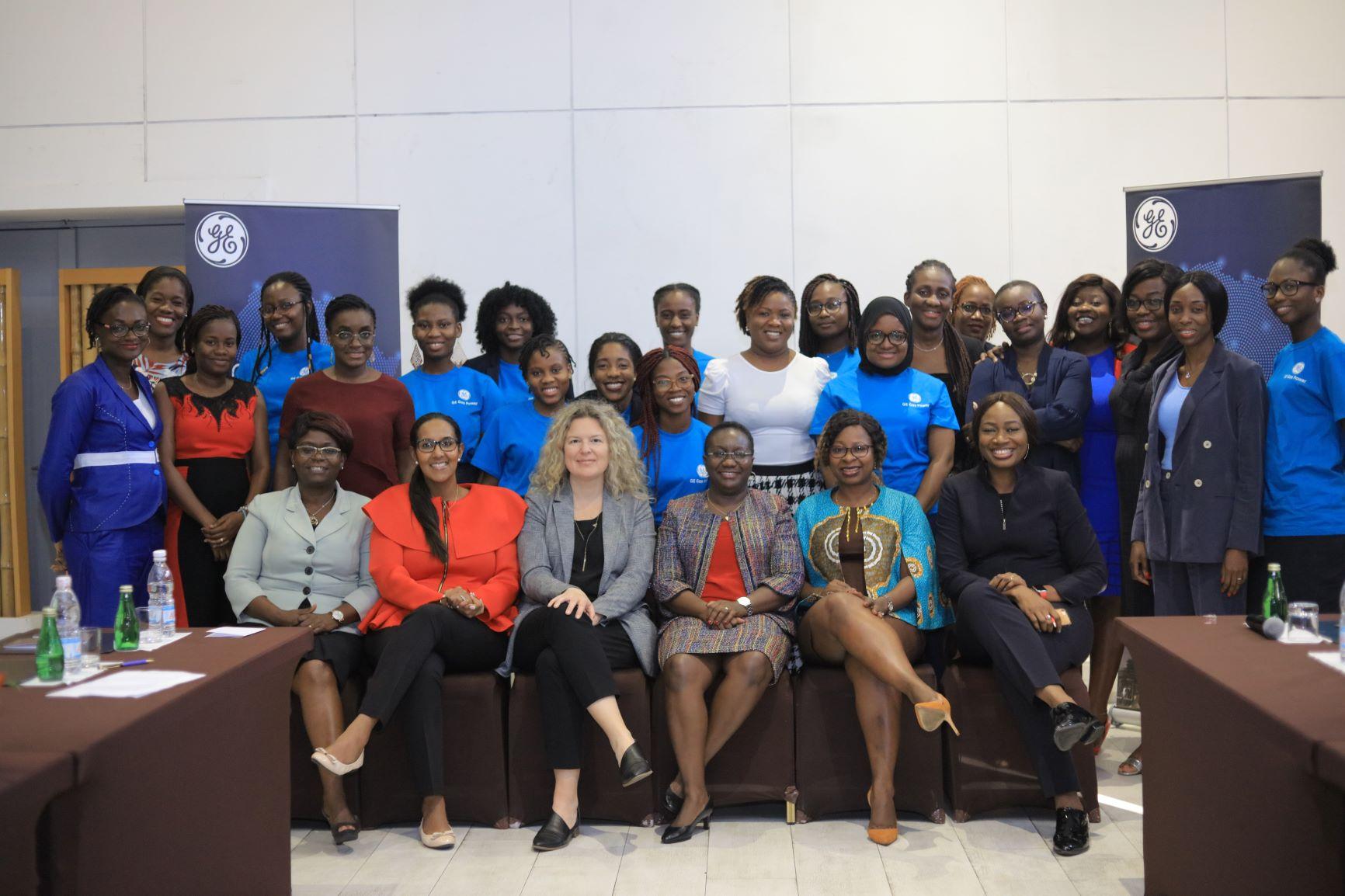 GE Hosts Women STEM Roundtable: Women in Technology