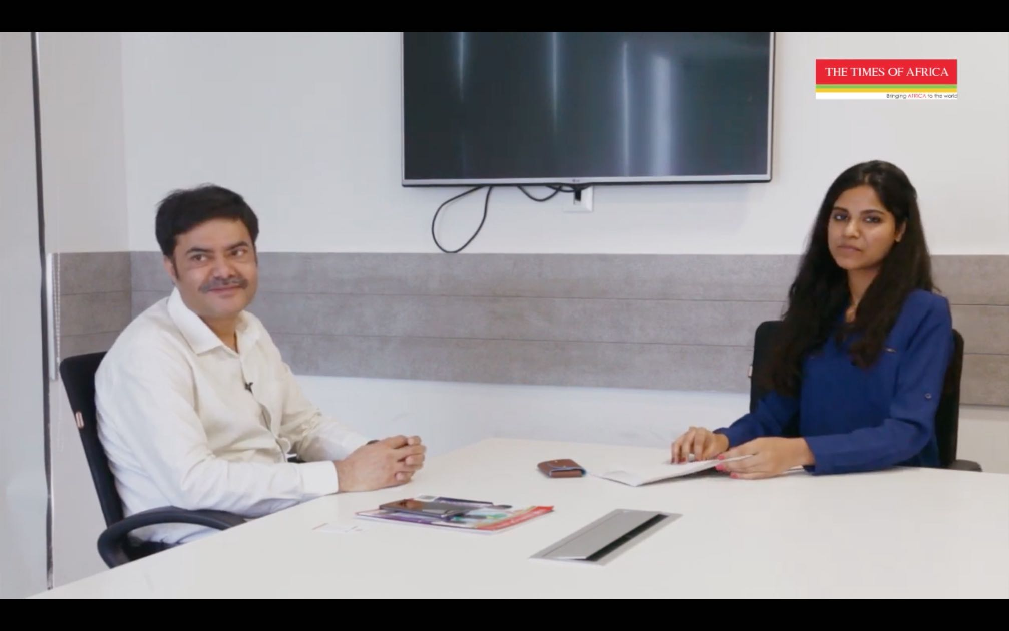 An interview with Mr Amitabh Srivastava, Head-International Business Development, Rays Power Infra Private Limited