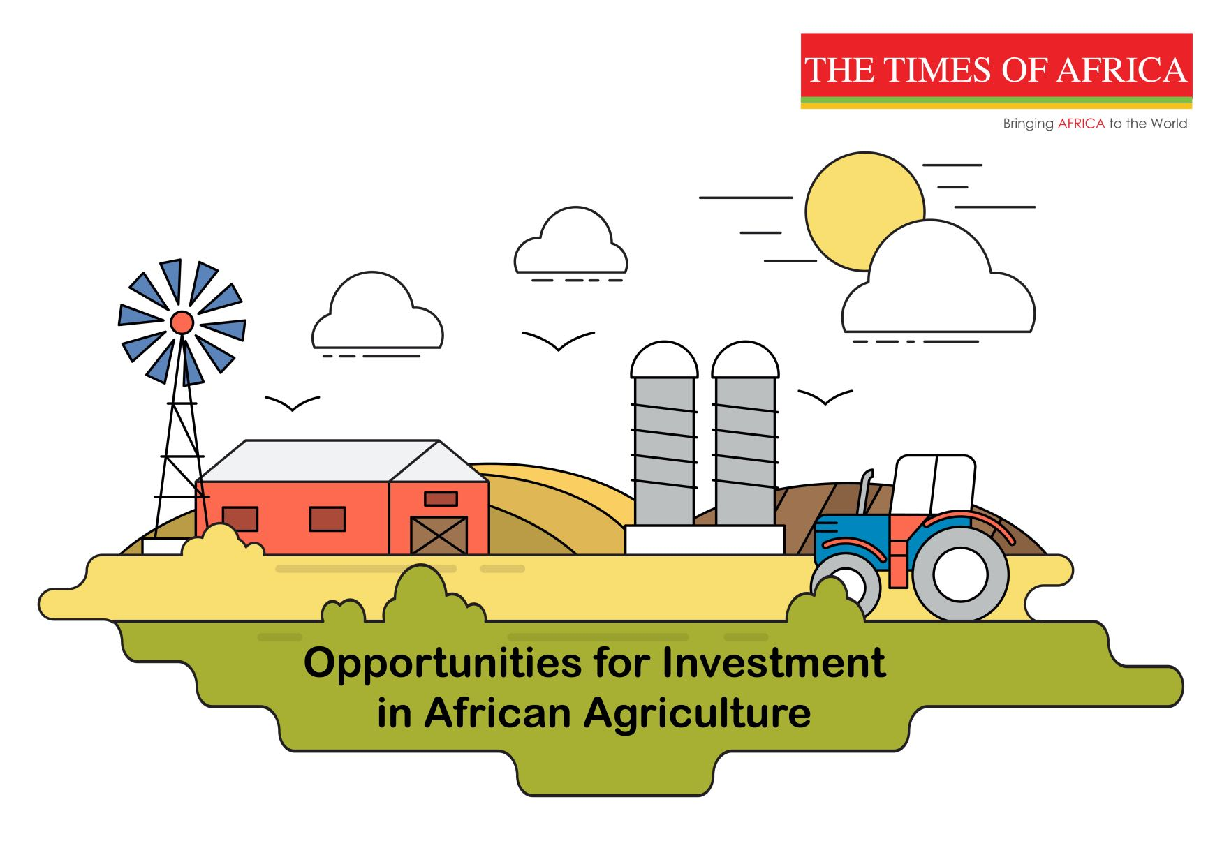 Investment Opportunities in African Agriculture