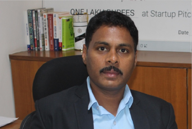 Mr Sai Krishna - Chairman, Global Cyber Security Forum speaks on Online Data Security and Privacy
