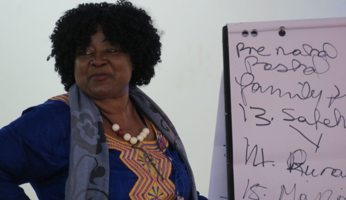 Jonglei Women seek 35 per cent political representation