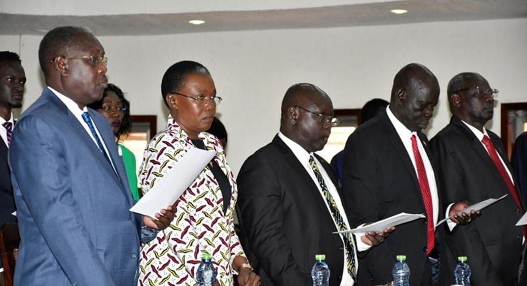 UNSC South Sudan