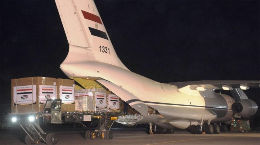 South Sudan receive medical aids from Egypt