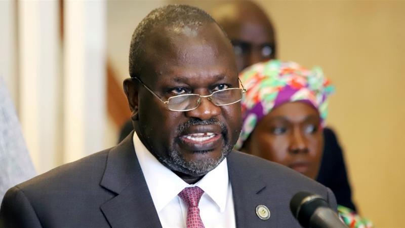 Political Leader Riek Machar