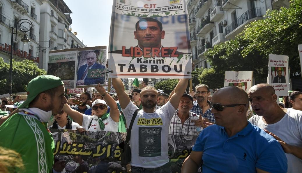 Hirak protest movement