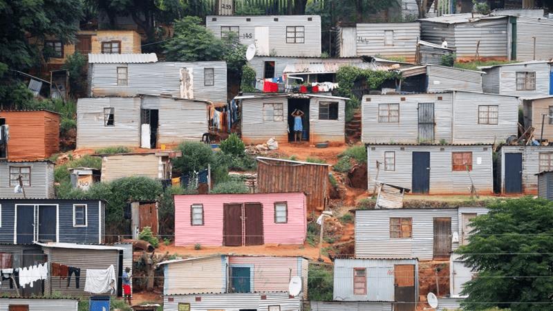 Coronavirus inequality in South Africa
