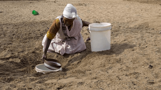 Drought, floods and the effects of coronavirus have caused severe food shortages