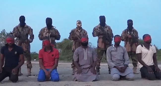 Nigeria Aid workers killing by terrorists