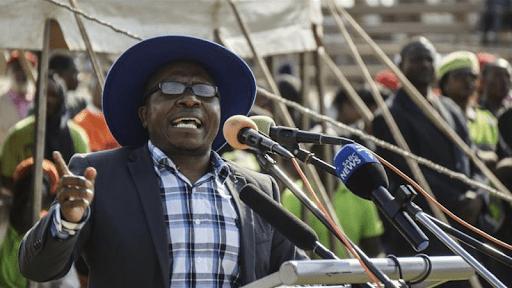 Zimbabwe Jacob Ngarivhume