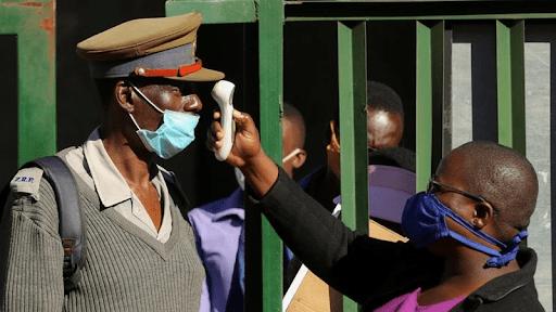 12-hour curfew in zimbabwe