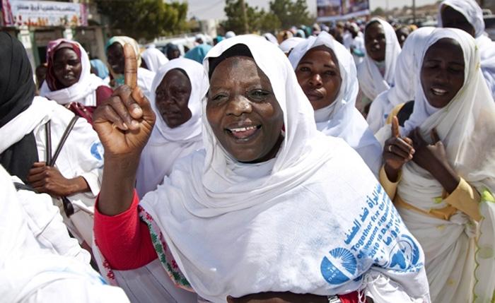 Sudan woman leadership
