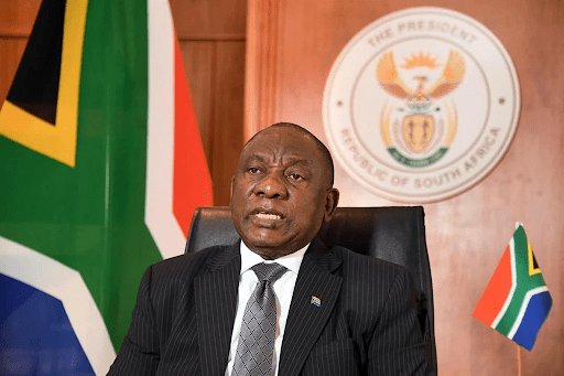 President Ramaphosa addresses South africa over new lockdown rules