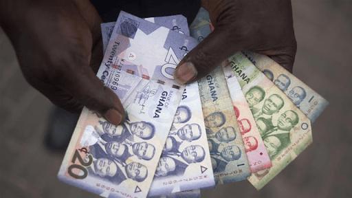 Ghana Currency cedi weaken
