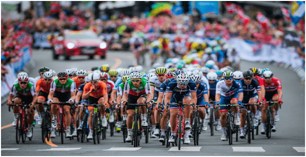 World Road championships in Africa 2025