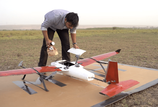 India's TechEagle plans to start drone deliveries in Ethiopia