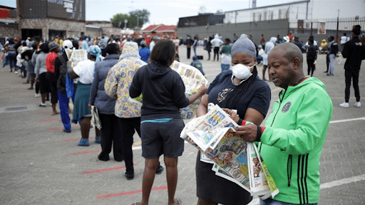 South Africa's recession worsens as the economy shrinks 51% in Q2
