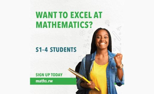 Mathematics classes online Rwanda