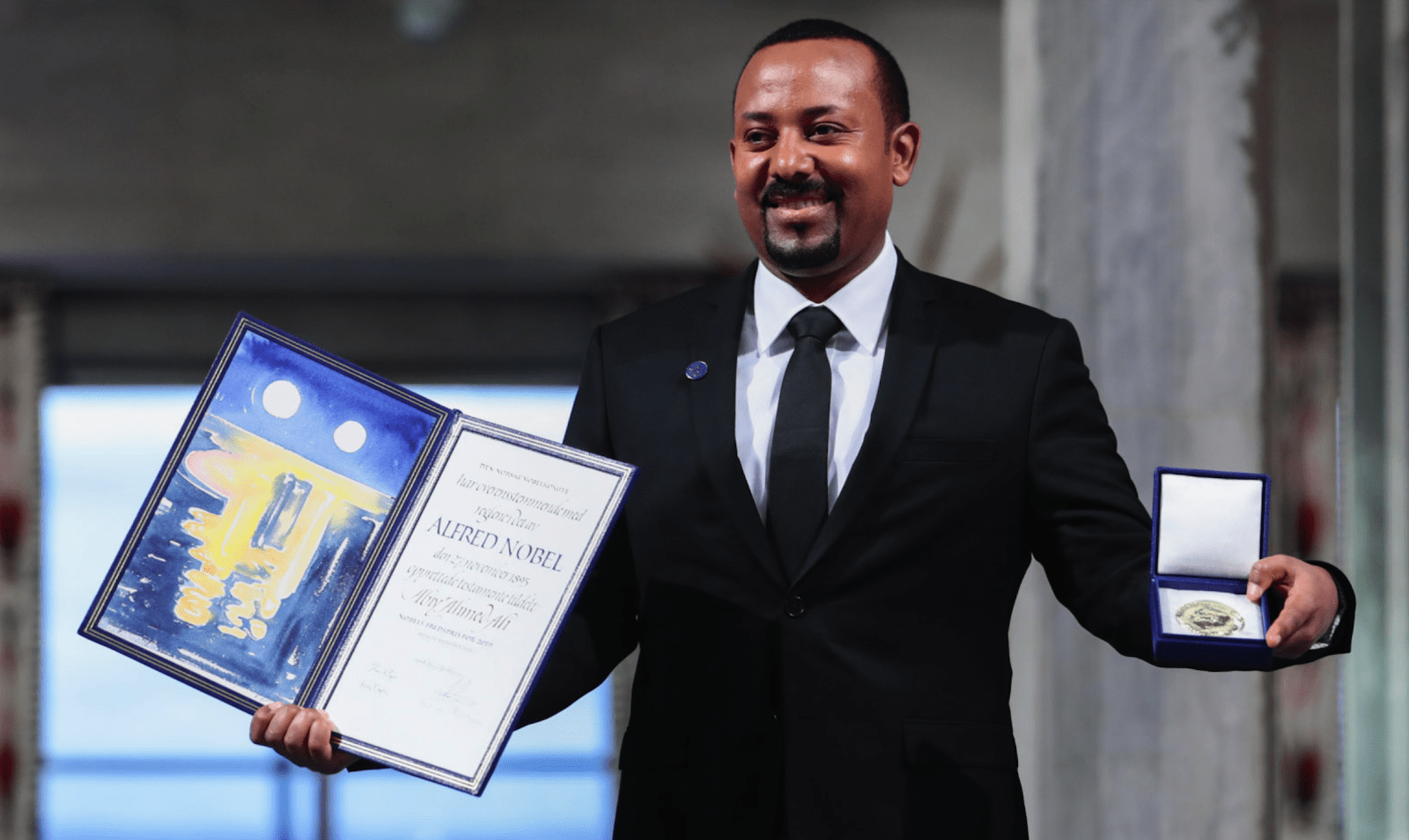 Ethiopia Pm appointed Gerd president