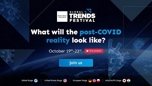 Business Insider cohosting the BI global trend festivals