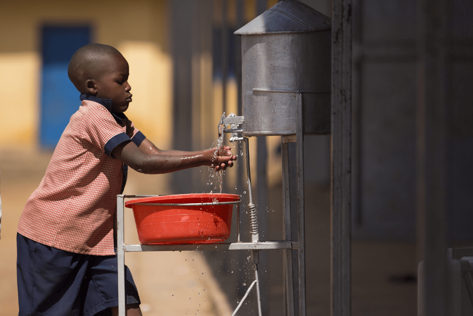 Investments in WASH programs and services: Rural communities in Africa