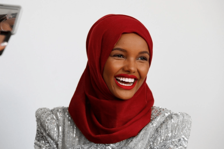 Halima aden quits fashion industry