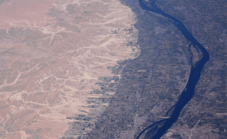 Satellite Data Provides Fresh Insights Into the Amount of Water in the Nile Basin