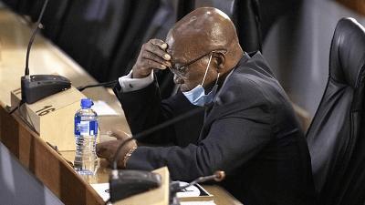 Former South African President Jacob Zuma risks jail sentence
