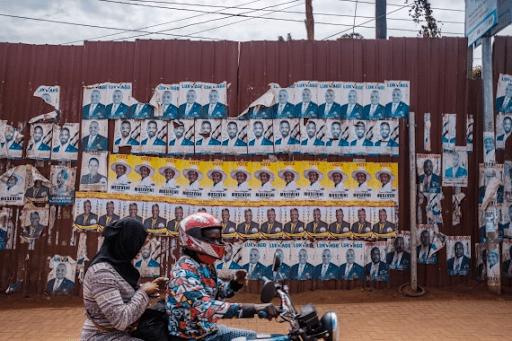 Uganda elections 2021