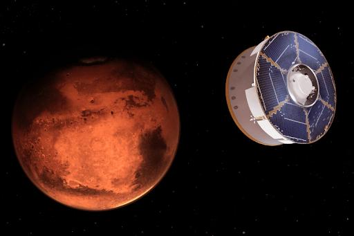 NASA's Perseverance rover prepares for Mars landing!