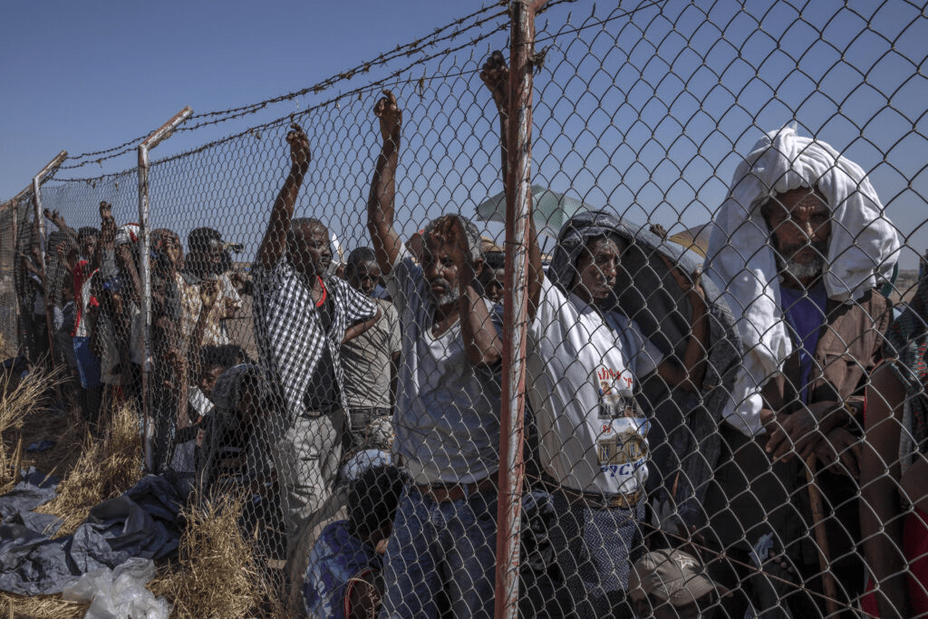 Thousands of Ethiopians seek asylum in Sudan's Blue Nile State