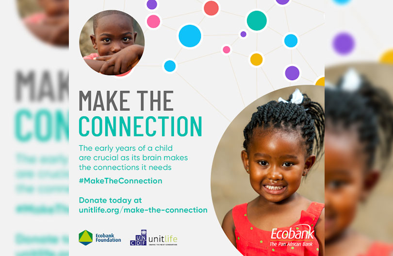 UN initiative UNITLIFE and Ecobank Foundation work to prevent chronic malnutrition amongst children in Africa